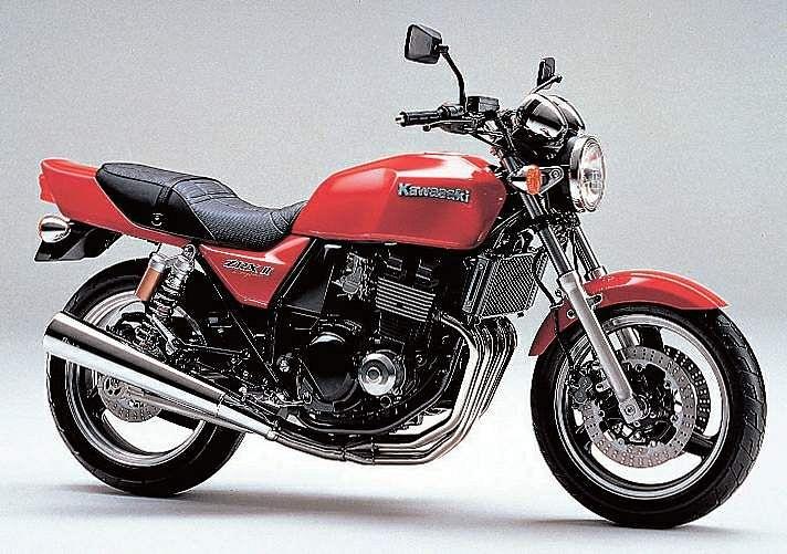 Kawasaki ZR (1996-98)