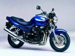 Kawasaki ZR7 (2004-05)