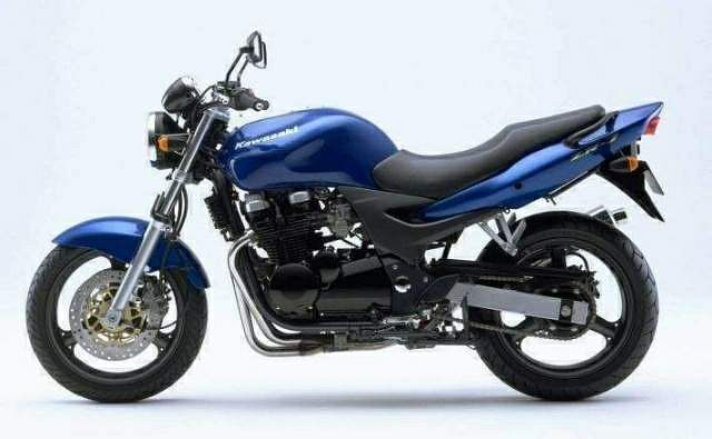 Kawasaki ZR7 (2001-03)