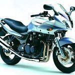 Kawasaki ZR (2002-03)