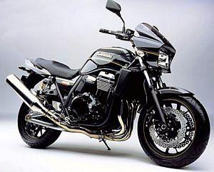 Kawasaki ZRX1200R (2007-09)