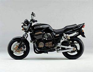 Kawasaki ZRX1200 (2006-08)