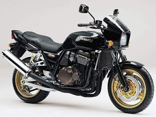Kawasaki ZRX1200 (2003-04)