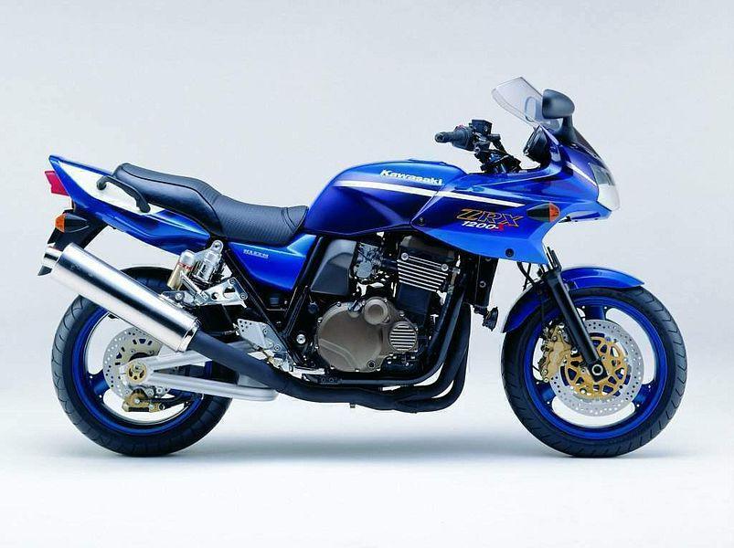 Kawasaki ZRX1200 (2001-03)