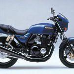 Kawasaki ZR (1993-95)