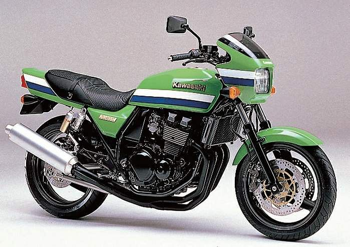 Kawasaki ZR (1999-01)