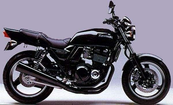 Kawasaki ZR (1995-97)
