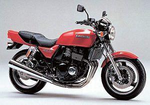Kawasaki ZR (1998-00)