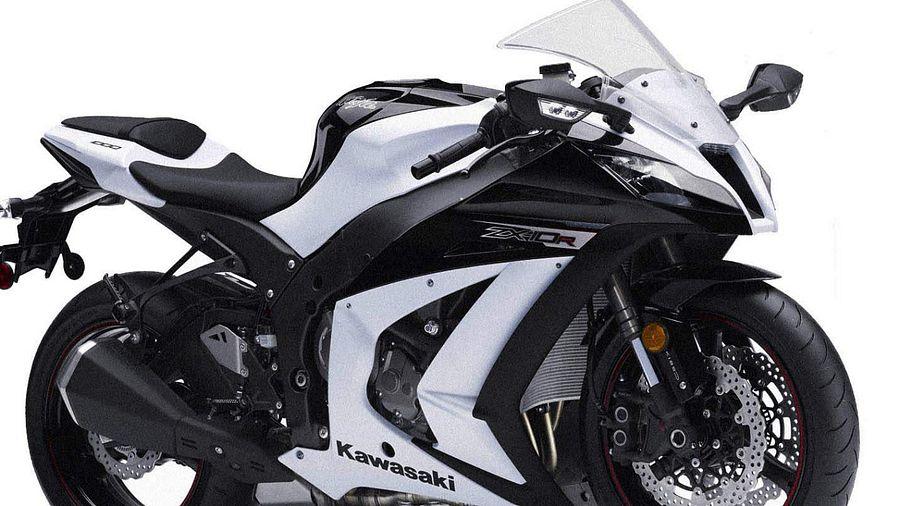 Kawasaki ZX-10R Ninja 2013 (2013)