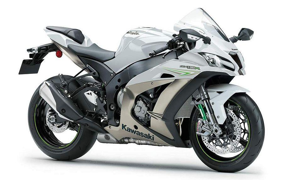 Kawasaki Z-X10R Ninja 2017 (2017)