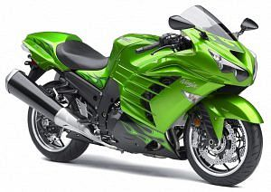 Kawasaki ZZR1400 (2012)
