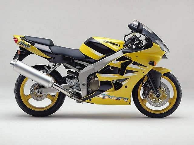 Kawasaki ZX (2001)