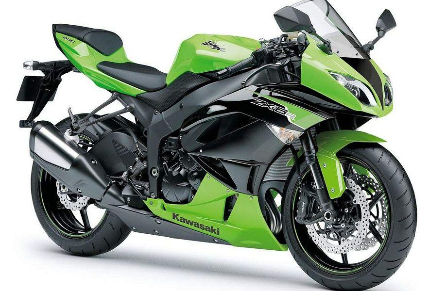 Kawasaki ZX (2012)