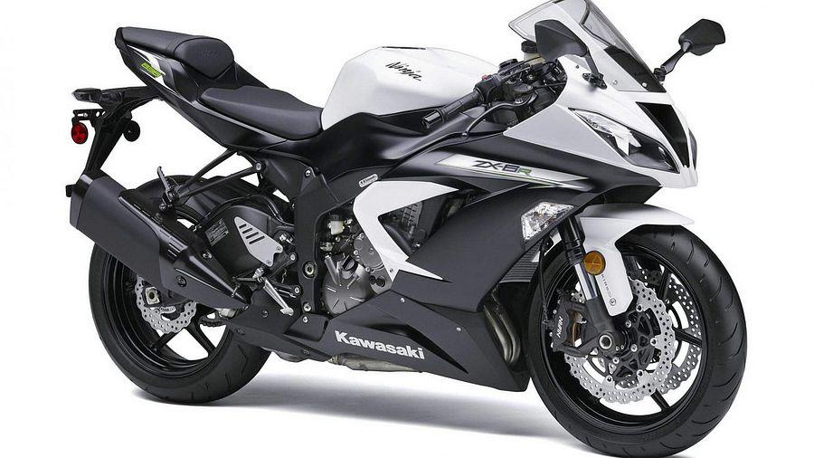 Kawasaki ZX-6R Ninja 2014 (2014)