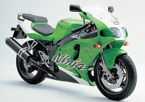 Kawasaki ZX (1998-99)