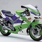 Kawasaki ZX9R (1994)