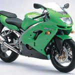 Kawasaki ZX9R (1998)