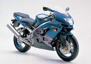 Kawasaki ZX9R (1999)