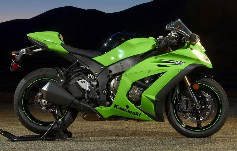 Kawasaki Z-X10R Ninja 2011 (2011)