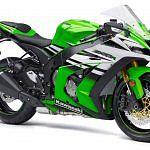 Kawasaki Z-X10R Ninja 30th Anniversary Special Edition (2015)