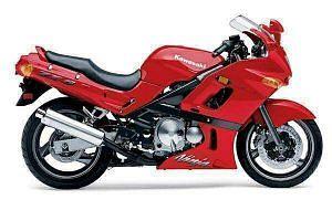 Kawasaki ZX600 Ninja (1993-94)