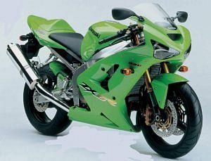 Kawasaki ZX636R (2003)