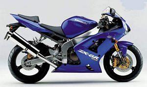 Kawasaki ZX636R (2004)