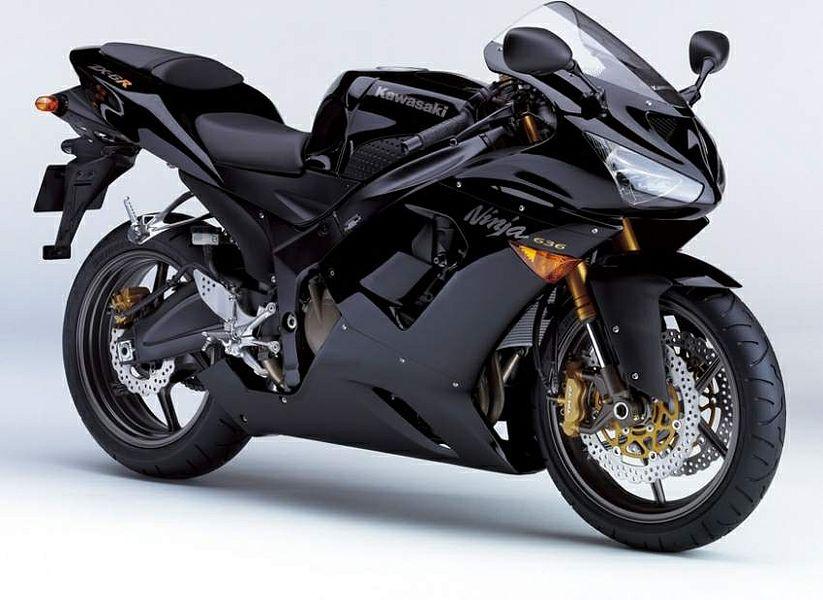 Kawasaki ZX (2007)