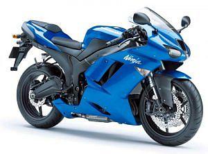 Kawasaki ZX (2008)