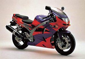 Kawasaki ZX-6R (1995-96)