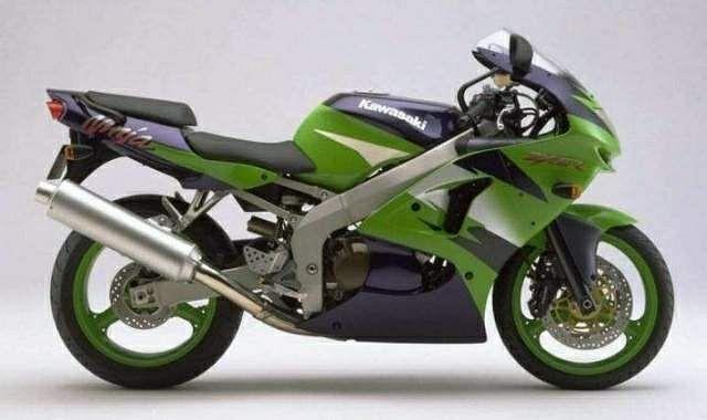 Kawasaki ZX (1997-98)