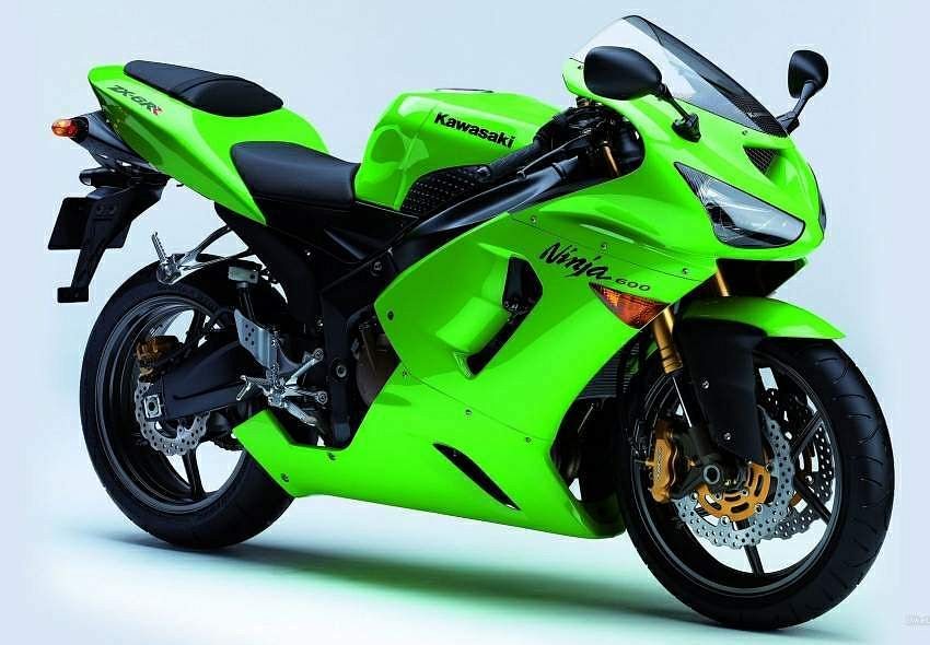 Kawasaki ZX (2006)