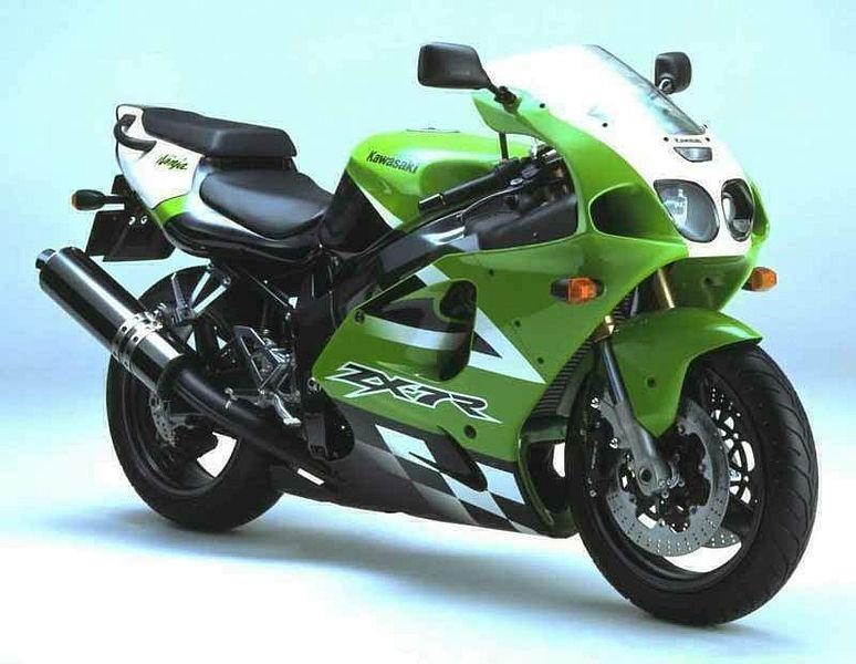 Kawasaki ZX7R (2000-01)