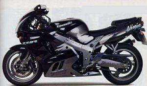 Kawasaki ZX9R (1997)