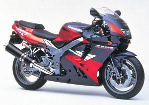 Kawasaki ZX9R (1996)