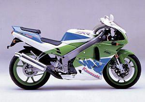 Kawasaki ZXR250 (1993-94)
