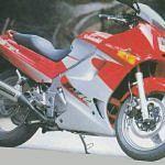 kawasaki ZXR250 (1997-98)