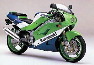 Kawasaki ZXR250 (1989-90)
