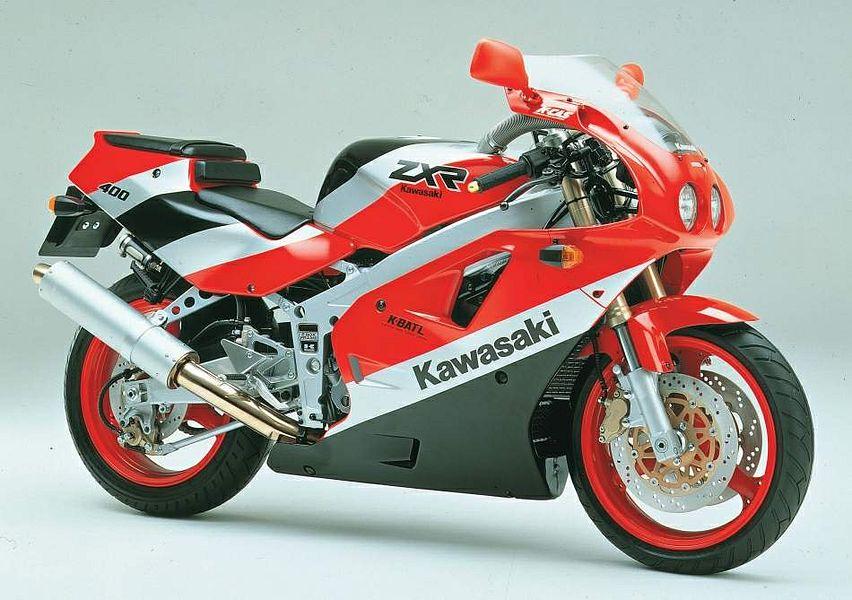 Kawasaki ZXR 400 (1990)