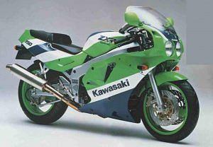 Kawasaki ZXR 750 (1990)