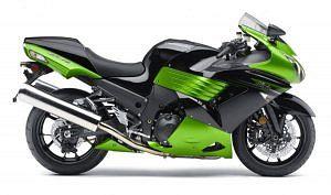 Kawasaki ZZR1400 (2011)