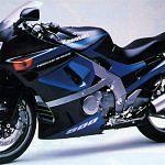 Kawasaki ZZR600 (1991-92)
