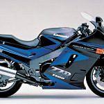 Kawasaki ZZR1100 (1990)