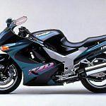 Kawasaki ZZR1100 (1993)