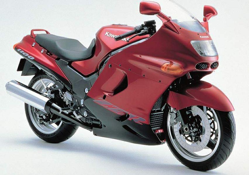 Kawasaki ZZR1100 (1999)