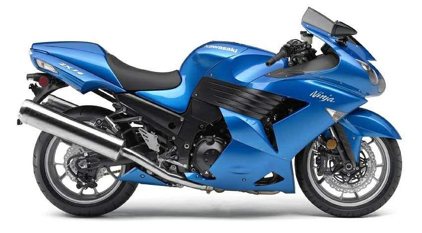 Kawasaki ZZR1400 (2007)