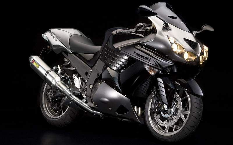 Kawasaki ZZR1400 (2010)