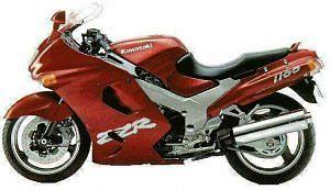 Kawasaki ZZR1100 (1996)
