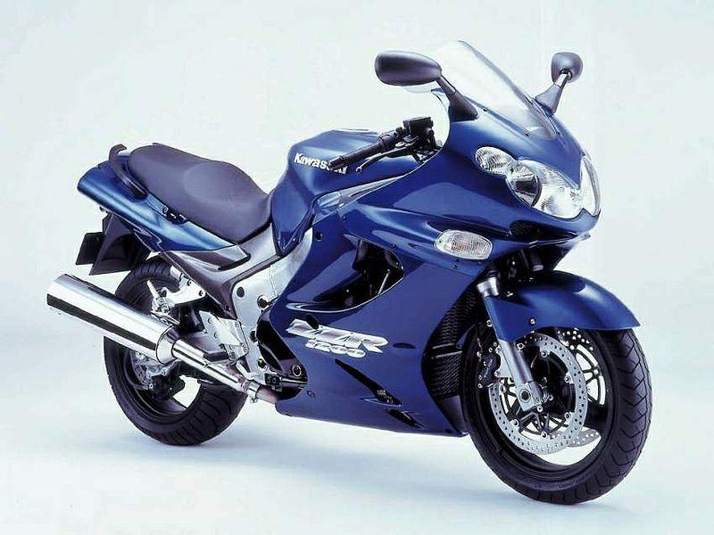 Kawasaki ZZR 1200 (2000-01)