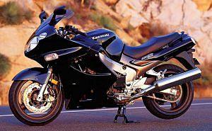 Kawasaki ZZR 1200 (2004-05)